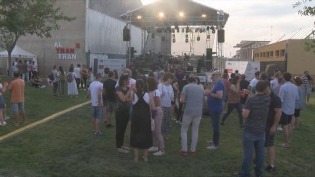 El festival de música indie 'Al Tran Tran' celebró su quinta edición