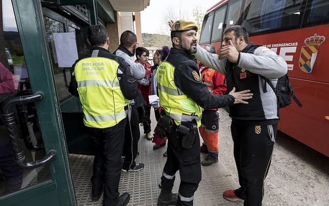 La gran evacuación ficticia Luis López Araico