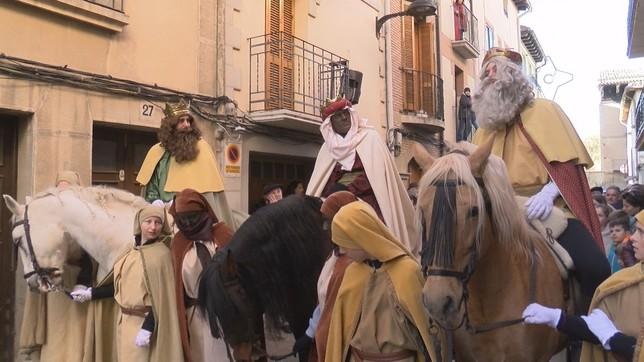 Día de Reyes en Sangüesa