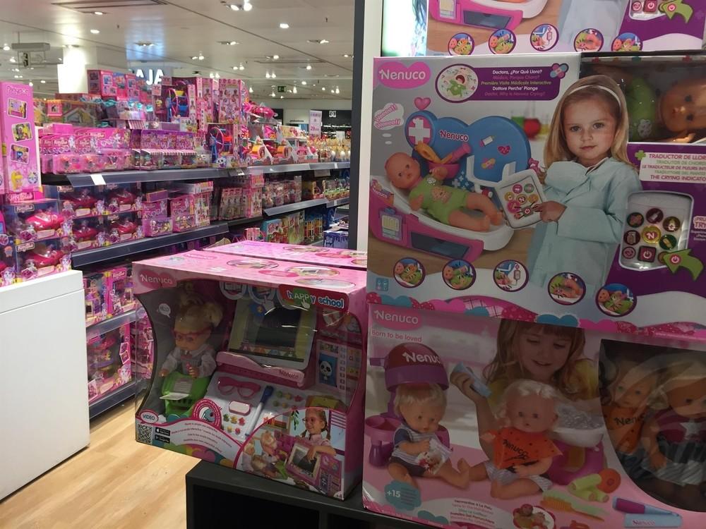 Diferencias del 45% en un mismo juguete según la tienda