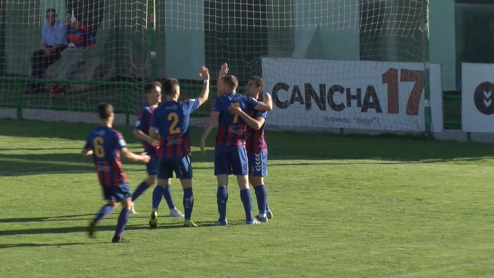 La Segoviana busca el segundo puesto ante el Burgos Promesas