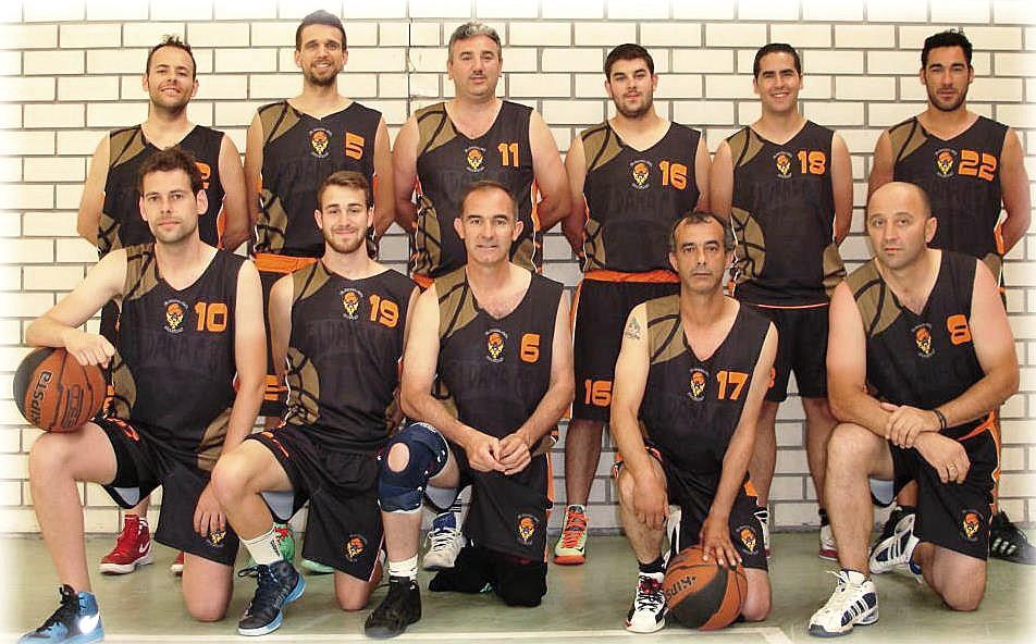Doce años de baloncesto amateur en la provincia