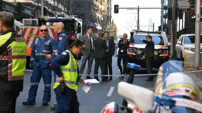 Un detenido tras apuñalar a una mujer en Sidney