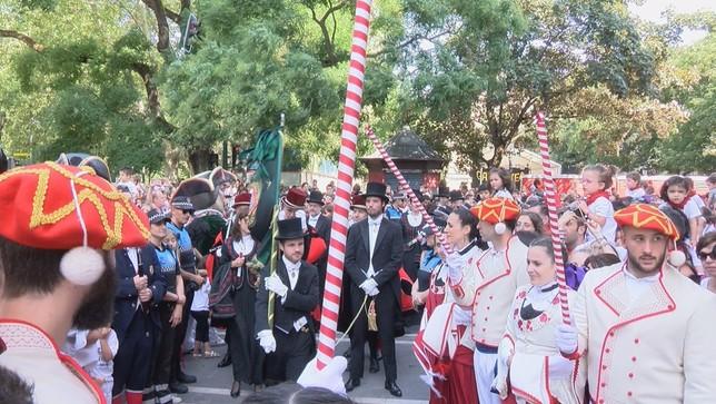 La Octava despide los actos religiosos en honor a San Fermín