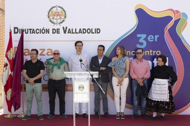 Castrejón acoge el tercer Encuentro de Folclore Infantil