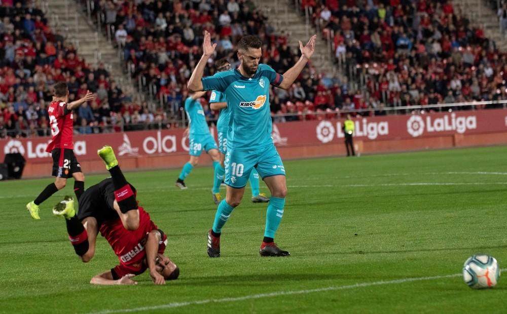 El Mallorca no pudo con la fe del Osasuna