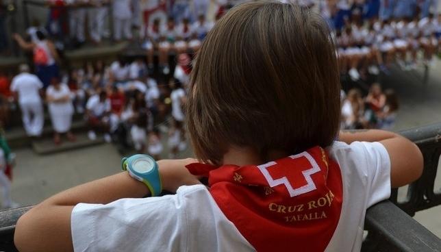 Cruz Roja desplegará 40 voluntarios en fiestas de Tafalla