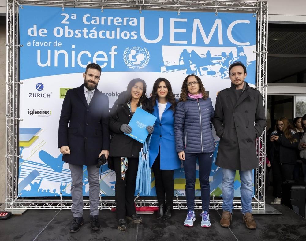 La UEMC celebra su Carrera de Obstáculos por la infancia