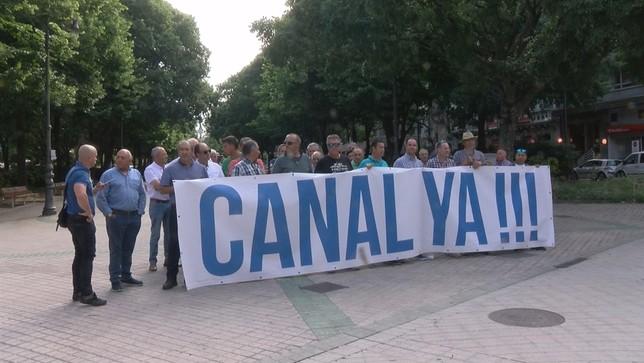 Agricultores piden la llegada del Canal al nuevo Parlamento NATV