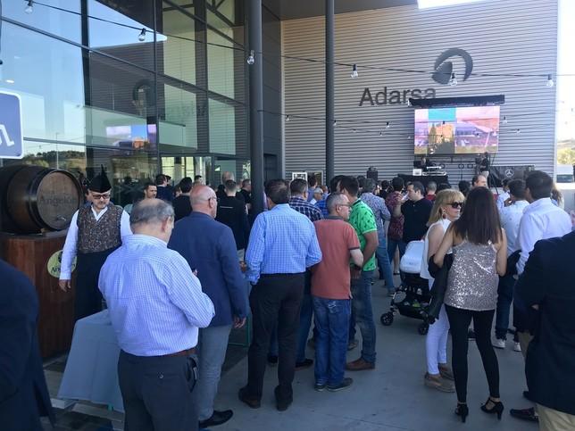 Adarsa celebra su quinto aniversario en Valladolid