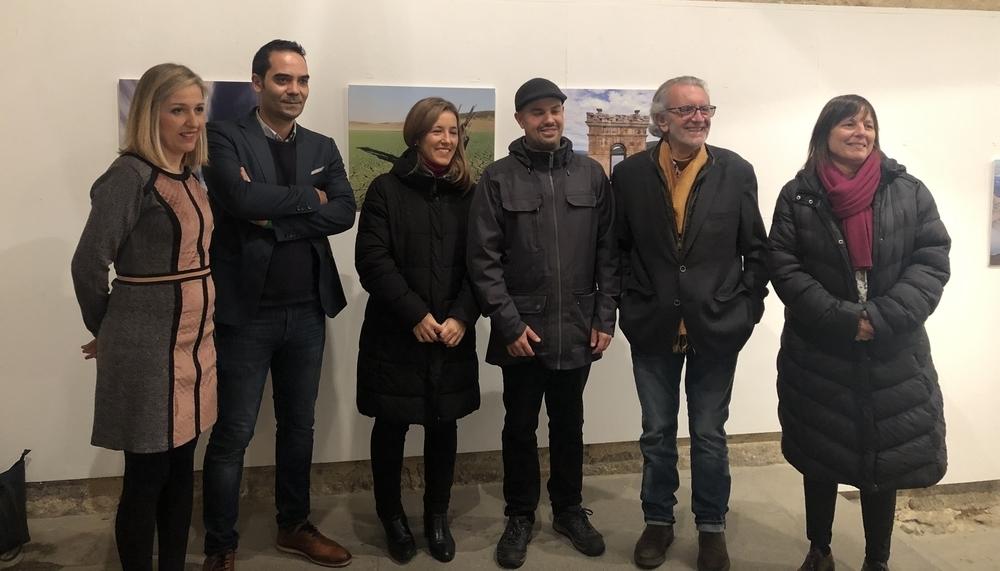 De izquierda a derecha, Lucía Rodil, Juanjo Fernández, Ana Peñalosa, Ángel Galindo, Aurelio Martín y Gina Aguiar.