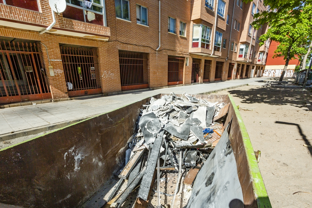 Tres incendios en una noche en Valladolid