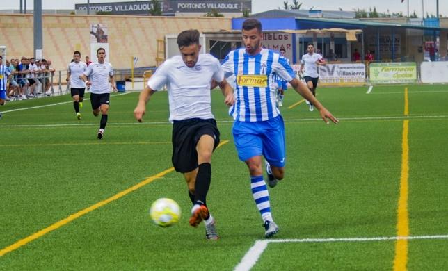Convincente triunfo del Villarrubia