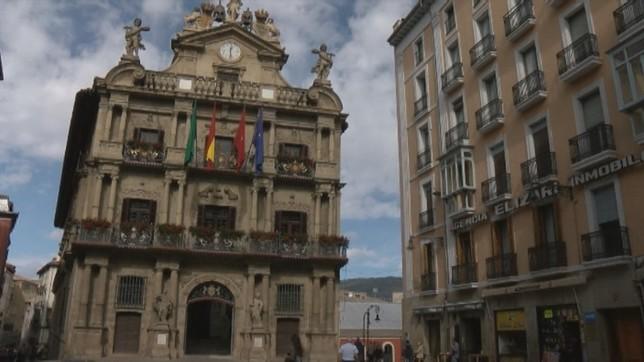 El Ayuntamiento de Pamplona estrena imagen corporativa