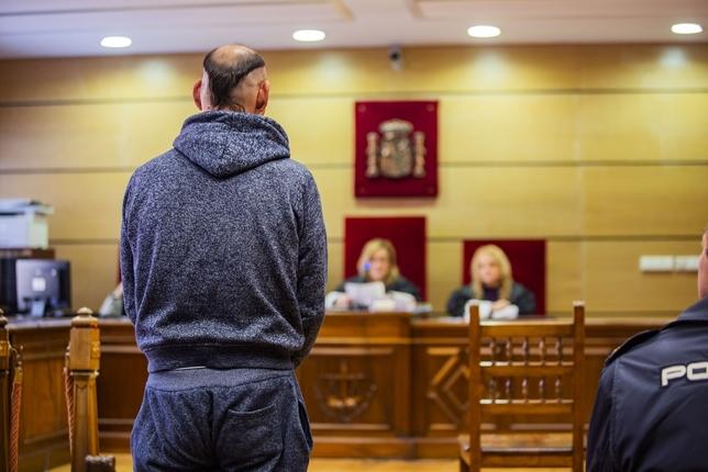 Suma a sus casi 20 condenas otra más de cuatro años por robo Rueda Villaverde