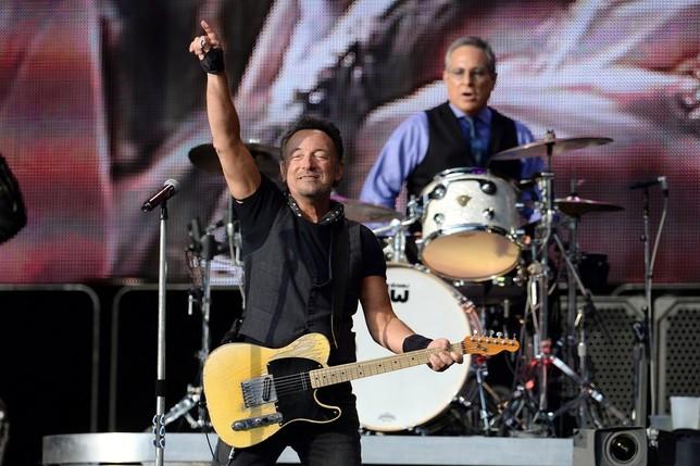 Vuelve el jefe, vuelve Bruce Springsteen