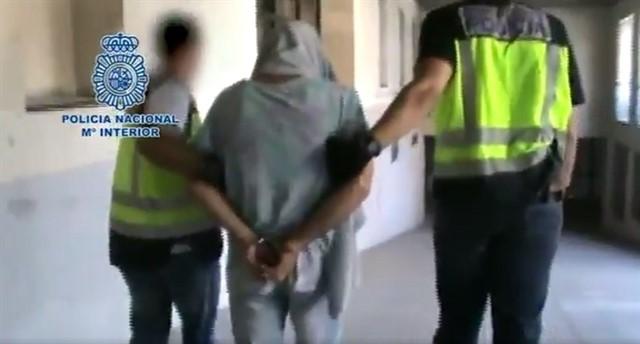 El 'violador del ascensor', inconsciente en Herrera