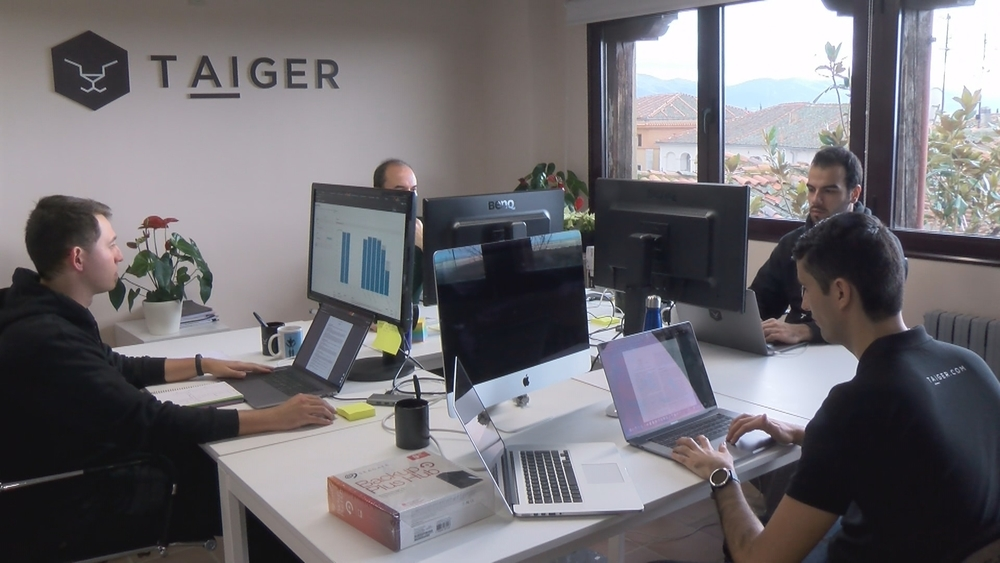 Taiger trae a Segovia la inteligencia artificial