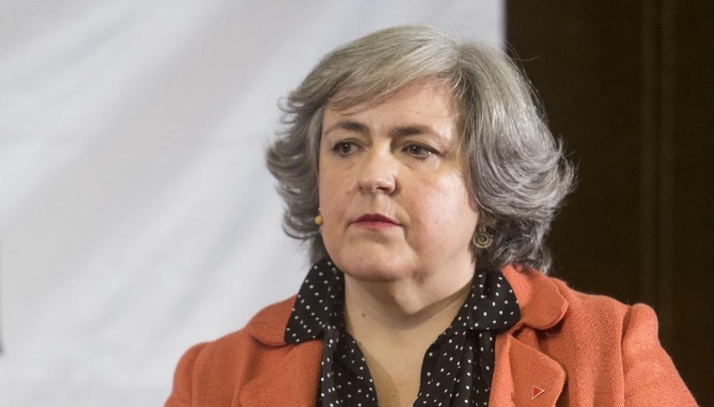 Isabel Álvarez es la responsable del área de Mujer de IU en Castilla-La Mancha