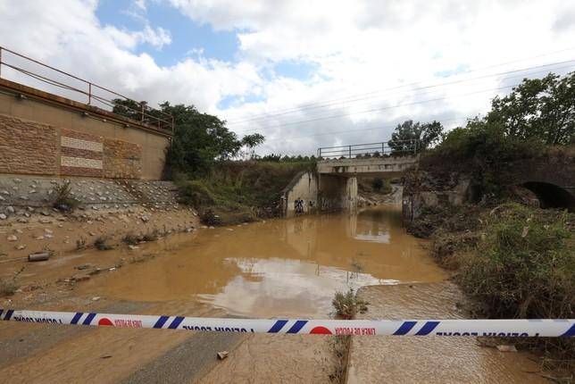 El fallecido en las inundaciones es un villavés de 25 años
