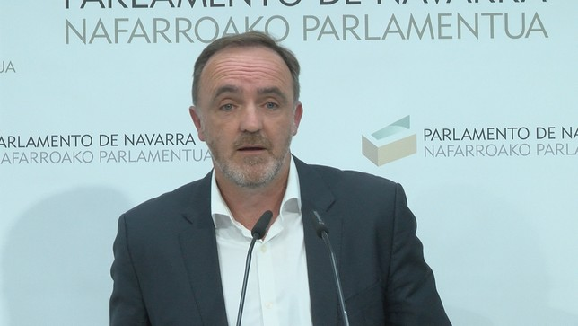 """Esparza: """"Somos la única voz de los no nacionalistas"""""""
