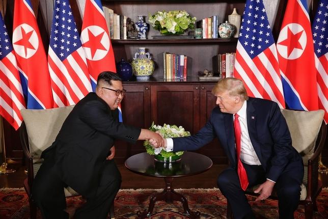 EEUU prepara la segunda cumbre entre Trump y Kim Jong-un KEVIN LIM