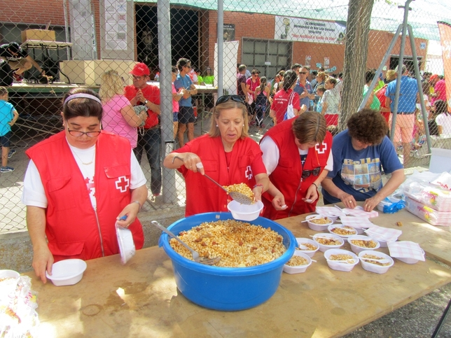 Deporte, solidaridad y diversión por San Luis