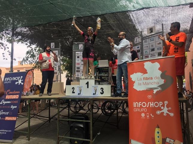 Solidaridad a golpe de pedal en Yepes