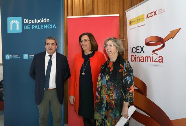 Cerca del 30% de las exportadoras de Palencia se consolida Enrique Caña