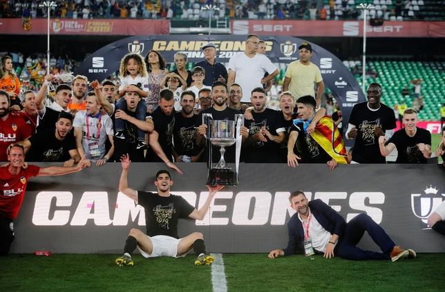 El Valencia pone el broche de oro a su centenario JON NAZCA