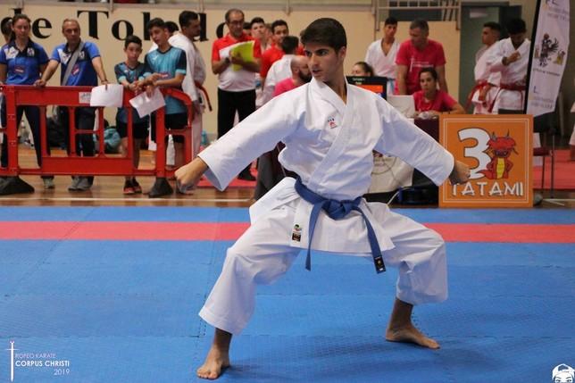 Toledo se llena de karatecas