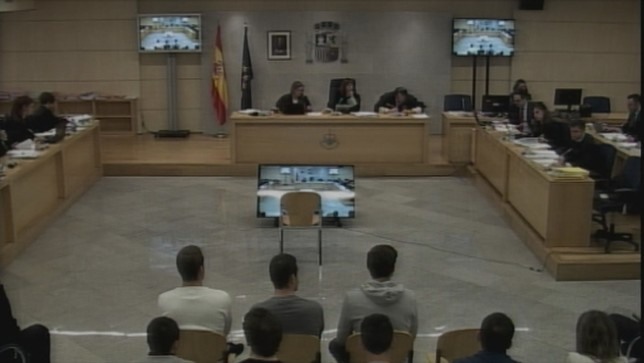La Audiencia Nacional no ve terrorismo en el caso Alsasua