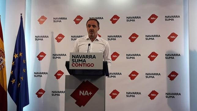 Navarra + propone una nueva ley foral de Símbolos de Navarra