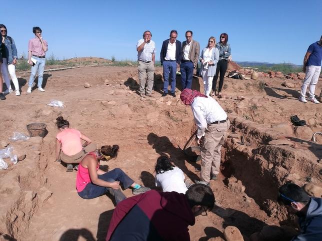 Nuevos avances, aunque sin conclusiones finales, en Numancia