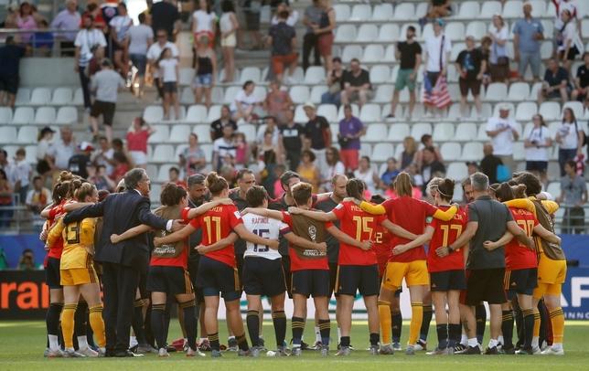 España dice adiós al Mundial tras caer con honor ante EEUU