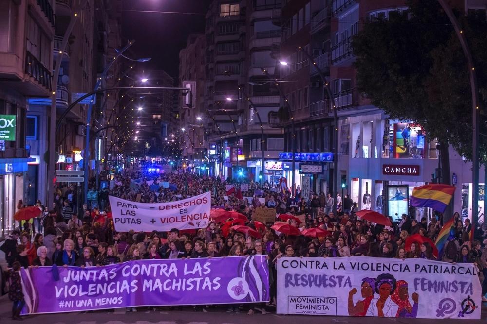 Las calles de España claman contra la violencia de género