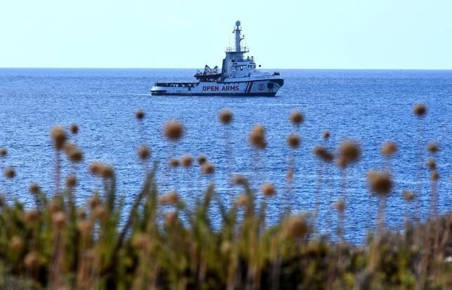 España ofrece Algeciras para el desembarco del 'Open Arms'