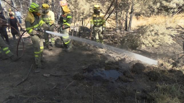 Siguen las investigaciones para conocer las causas del fuego
