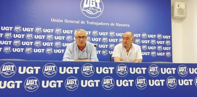 UGT pide impulsar un Plan de Empleo