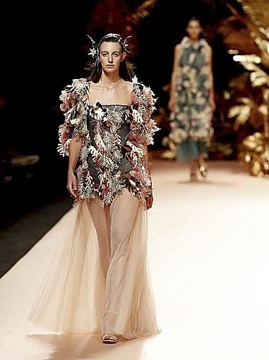 Sobriedad y elegancia para vestir la noche