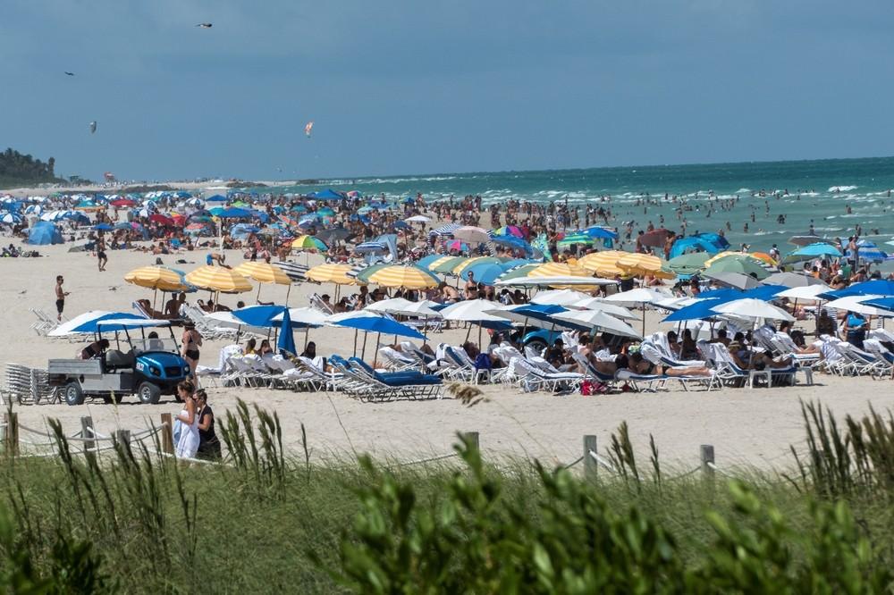 El turismo 'pincha' este verano en España