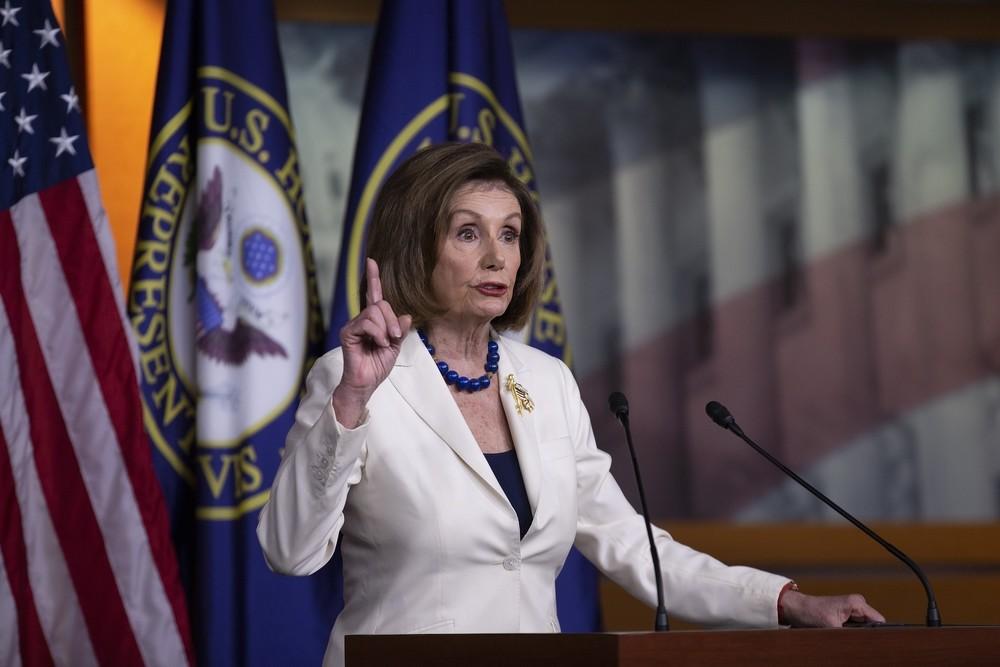 Pelosi da luz verde al 'impeachment' contra Trump
