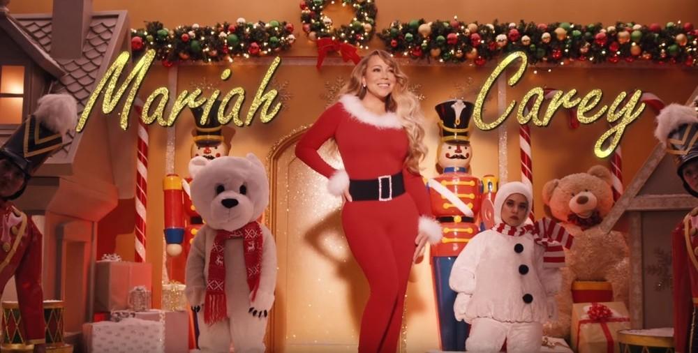 Ponte meganavideño con el nuevo videoclip de Mariah Carey