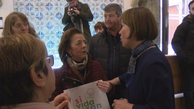 La familia de Izan pide ayuda a la presidenta