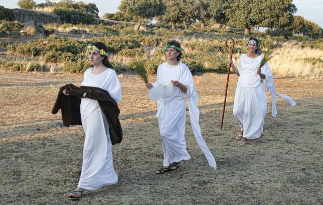 Vettones: El resurgir de la cultura celta. Recreación en el castro de La Mesa de Miranda (Chamartín)