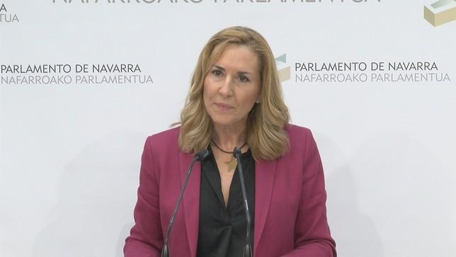 Beltrán se defiende ante la reprobación del Parlamento