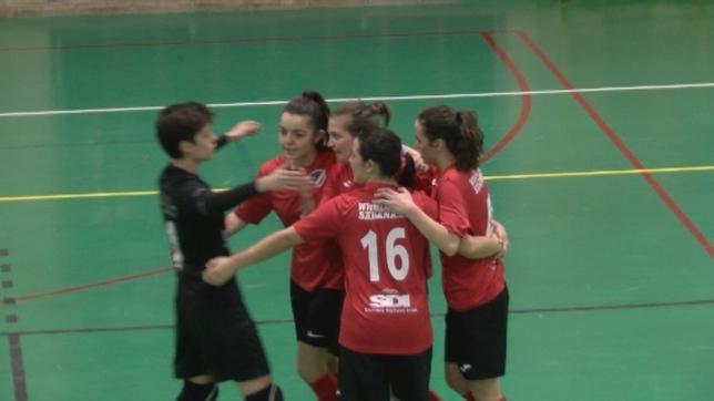 Lacturale Orvina celebra el segundo gol marcado al Muslera en un duelo liguero anterior NATV