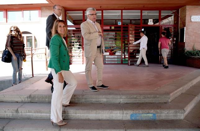 La Junta invierte 1,8 millones en obras en 39 colegios