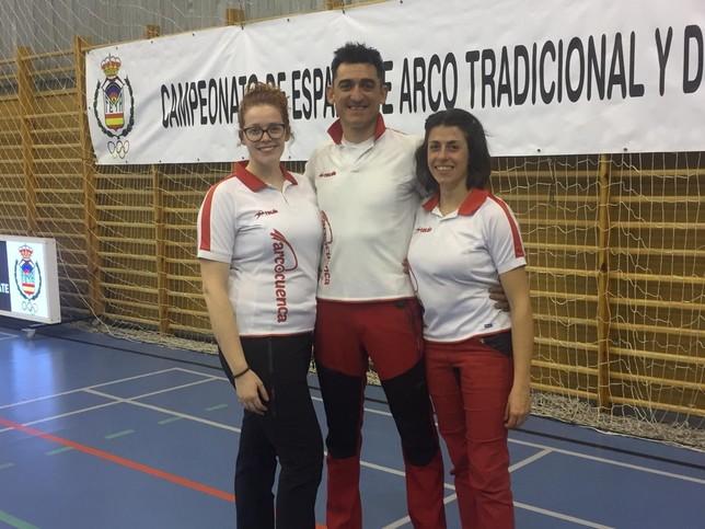 El conquense Agustín Vera gana el subcampeonato de España