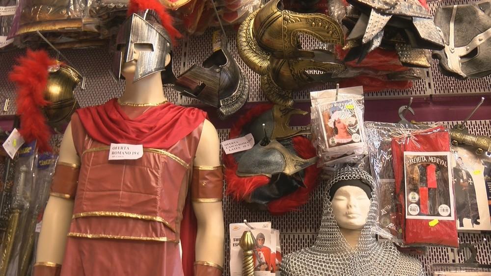 Pamplona busca su 'mejor disfraz' para Nochevieja
